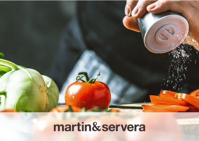 Banking review for Martin & Servera